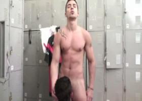 Latin Jock Threesome