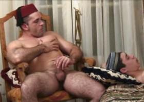 Fantasy Arabian Threesome