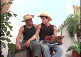 Diego Lozano and Mateus Fernande