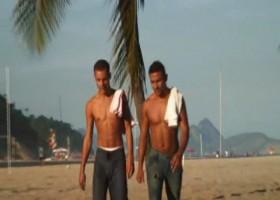 Marcelo Sousa and Eloi Alves