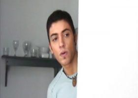 Niko Tomiar and Oscar Blanco
