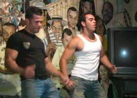 Antonio, Jefferson and Ramon