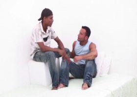 Juan Acosta and Davi Leitao