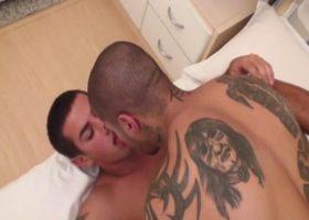Renato Morales and Abilio Camara