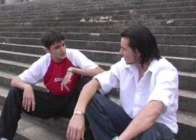Carlos, Felipe and Nicolas