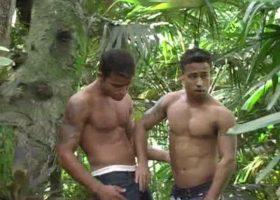 Andre Castro and Darrien Leon