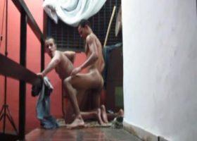 Alef Carvalho and Diego Coelho